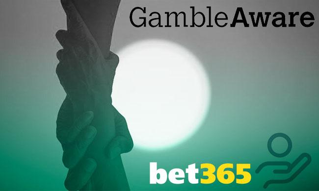 Bet365 сред основните дарители на Gamble Aware