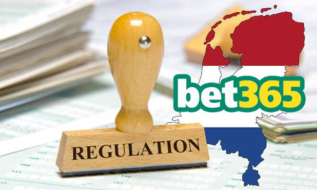Bet365 срещу регулации в Холандия