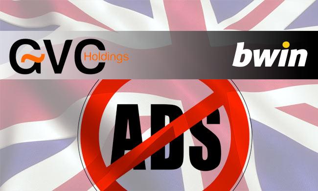 Bwin за забрана на рекламите на букмейкъри в Англия