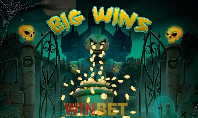 Winbet дава стотици награди за Хелоуин