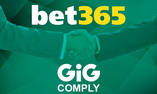 Bet365 партньострство с Gaming Innovation Group