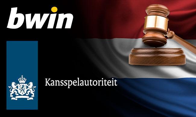 Холандския регулатор глоби Bwin