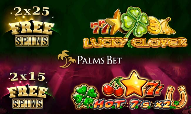 Palms Bet Free Spins всеки ден